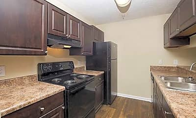 Kitchen, Lake Crossing Apartment Homes, 1