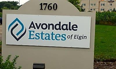 Avondale estates of Elgin, 1