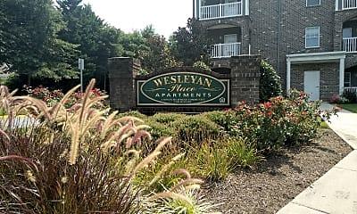 Wesleyan Place Apartments, 1