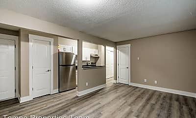 Living Room, 407 S Grant St, 1