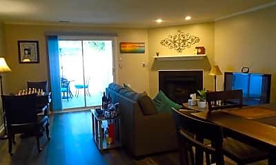 Living Room, 5859 Shady Grove Cir, 1
