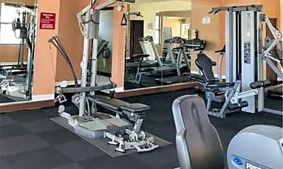 Fitness Weight Room, 8075 NW 7th St, 2