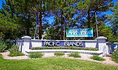 Community Signage, Pacific Islands In Green Valley, 2