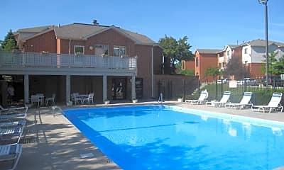Pool, Oak Brook Park, 0