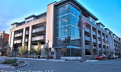 Building, 101 N Union St, 1