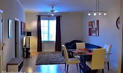 Dining Room, 7707 Bluebonnet Blvd, 0