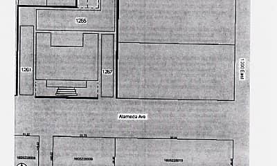 Community Signage, 1261-1267 Alameda Ave, 2