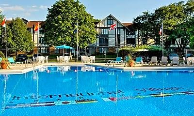 Pool, International Village, 0