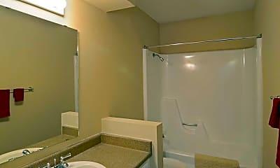 Bathroom, Candelaria Heights, 2