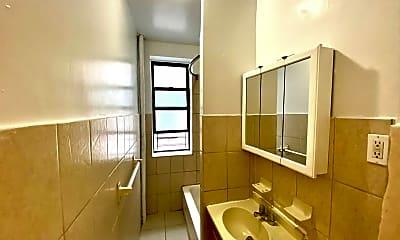 Bathroom, 550 W 146th St 9, 2
