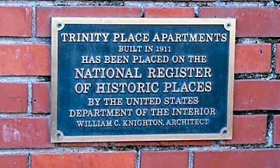 Community Signage, 117 NW Trinity Pl, 1