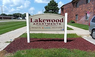 Lakewood Apartments, 1