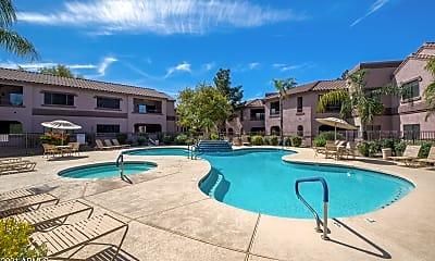 Pool, 9555 E Raintree Dr 2028, 2