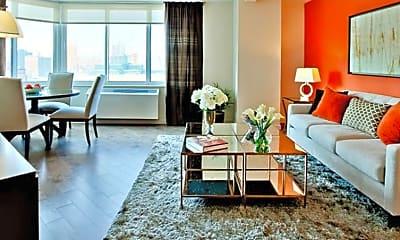 Living Room, 305 W 38th St, 1