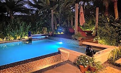 Pool, 2535 River Reach Dr, 2