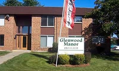 Glenwood Manor, 1