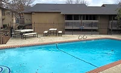 Pool, 2124 Burton Drive - Unit 123, 2