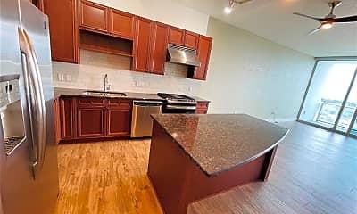 Kitchen, 150 E Robinson St 19B-3, 1