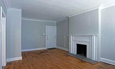 Living Room, 2899 Hampton Road, 2