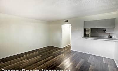 Living Room, 7314 Oak Manor Dr, 0