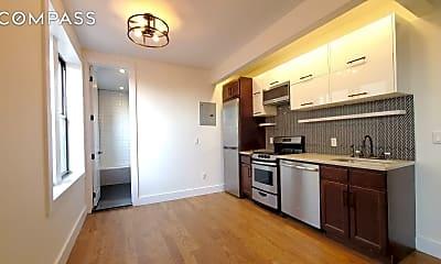 Kitchen, 1633 Macombs Rd 4-B, 0