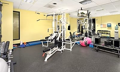 Fitness Weight Room, 118 107th Ave NE, 0
