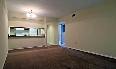 Living Room, 301 E Second St, 1