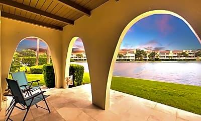 Patio / Deck, 556 Plaza Seville Ct 107, 2