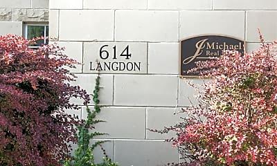 614 Langdon Street, 1