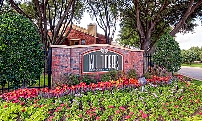 Community Signage, Tall Timbers Apartments, 2