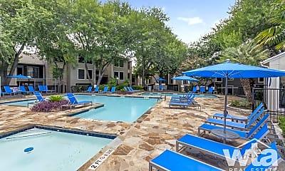 Pool, 744 W William Cannon Dr, 2