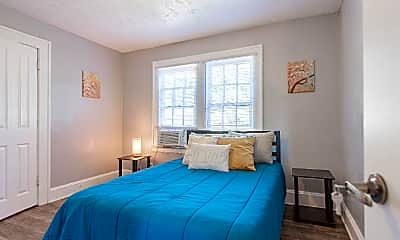 Bedroom, Room for Rent -  a minute walk to bus 813, 2