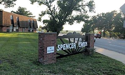 Spencer Creek Apartments, 1