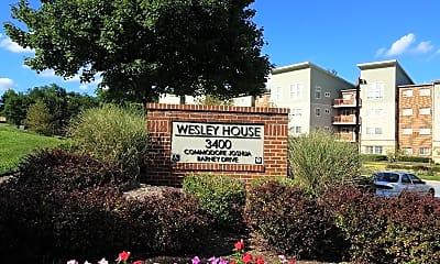 Wesley House Senior Apartments, 1