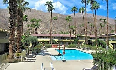 Pool, 1900 S Palm Canyon Dr, 0