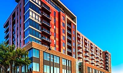 Building, The Lyric Apartments, 0