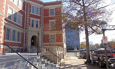 Building, Holland House, 1