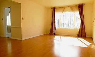 Living Room, 836 N Fuller Ave, 0
