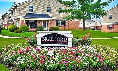 Community Signage, The Bradford, 2