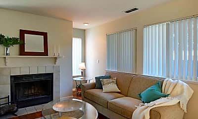 Living Room, Windscape Apartments, 1