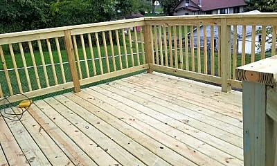 Patio / Deck, 5249 S 52nd St, 2