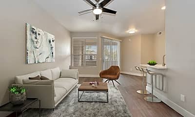 Living Room, The Retreat, 1