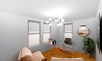 Living Room, 16 Alcott Street, Unit 1,, 0