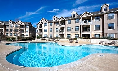Pool, 1700 University Blvd, 1