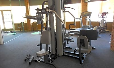 Fitness Weight Room, 4433 N Stanton St I-405, 2