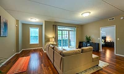 Living Room, 132 Johnson St 106, 1