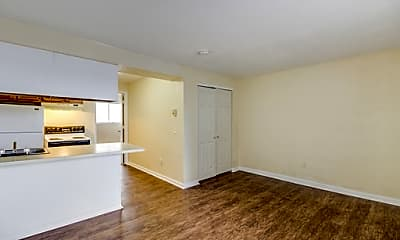 Dining Room, Winchester Apartments, 1