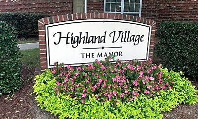 Highland Manor Apts, 1