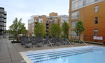 Pool, 1717 Apartments, 0