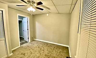Bedroom, 672 Mt Hope Ave 1, 2